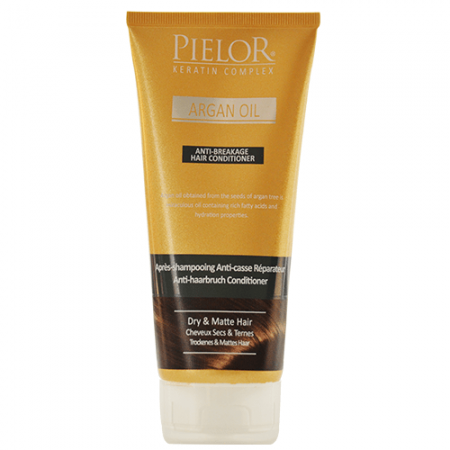 Balsam de păr anti-rupere Pielor Argan oil, 200 ml