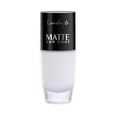 Ojă Lovely Top Coat Matte, 8 ml