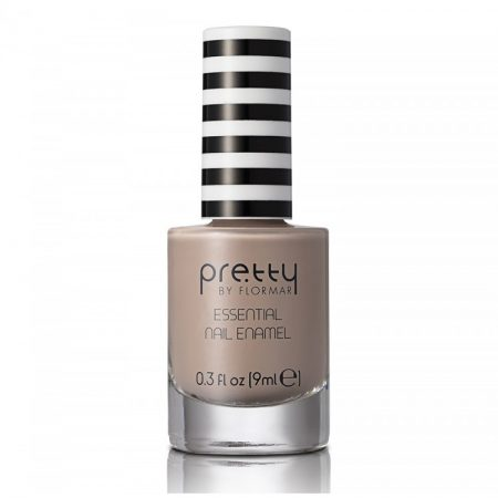 Lac de unghii Pretty by Flormar Essential Pure Nude 04