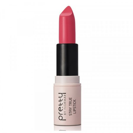 Ruj Pretty by Flormar Stay True Pink Signal 08