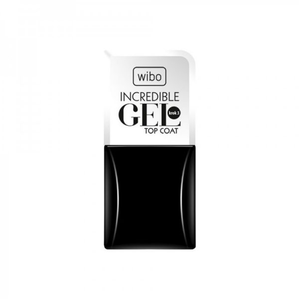 Oja Top Coat Wibo Incredible Gel